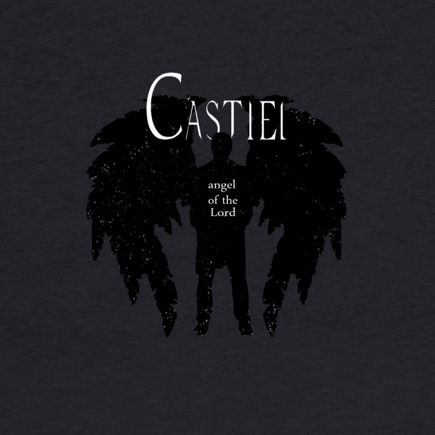 Castiel; angel of the Lord