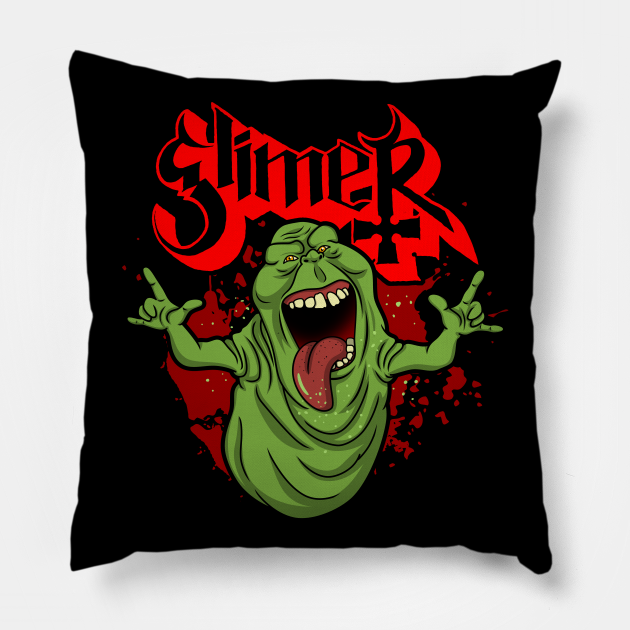 Slimy Ghost