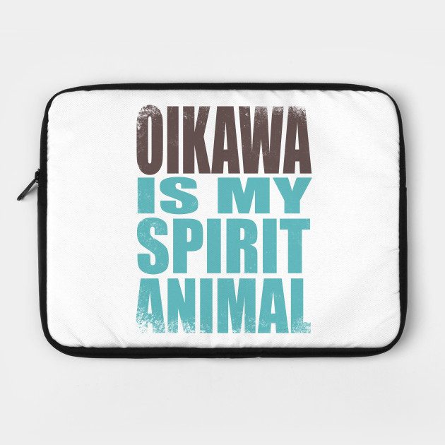 Oikawa is my Spirit Animal