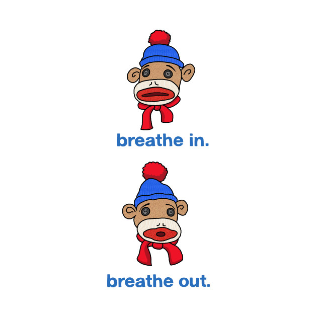 Breathe in, Breathe out. by steveskelton