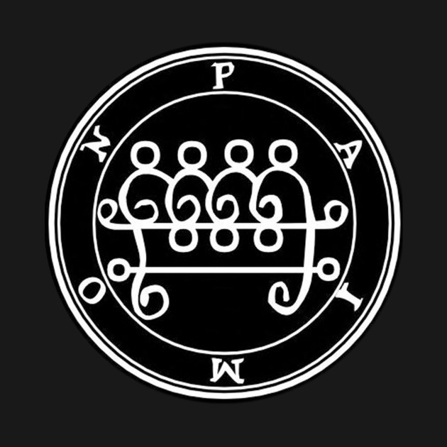 Paimon Symbol  Legion ruler