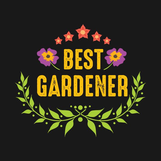 Gardening Theme: Best Gardener Floral Theme