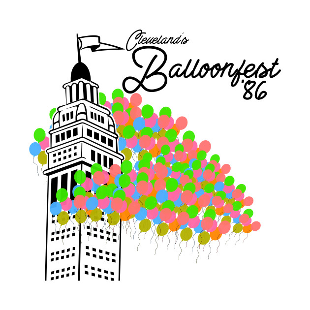 Cleveland Balloonfest '86