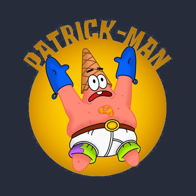 Patrick Man Is Hero
