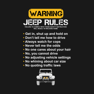 09f61f4c5 Funny Jeep Quotes Gifts and Merchandise | TeePublic
