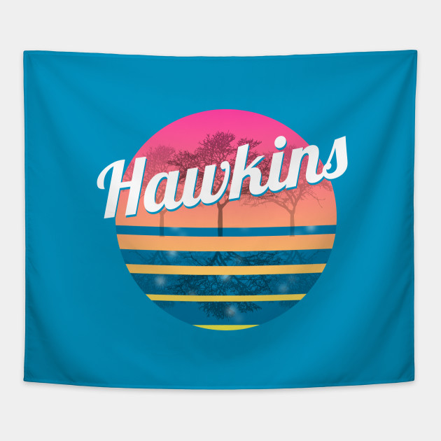 Hawkins - Retro Stranger Things