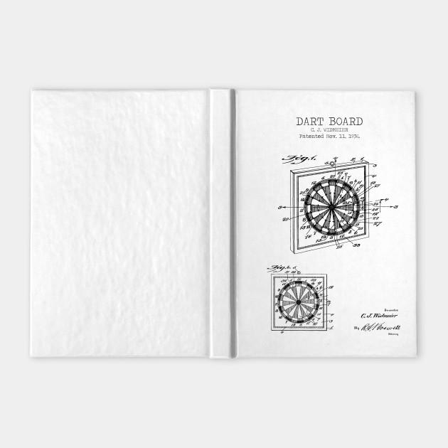DART BOARD patent