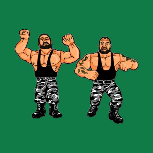 The Bushwhackers - Hasbro