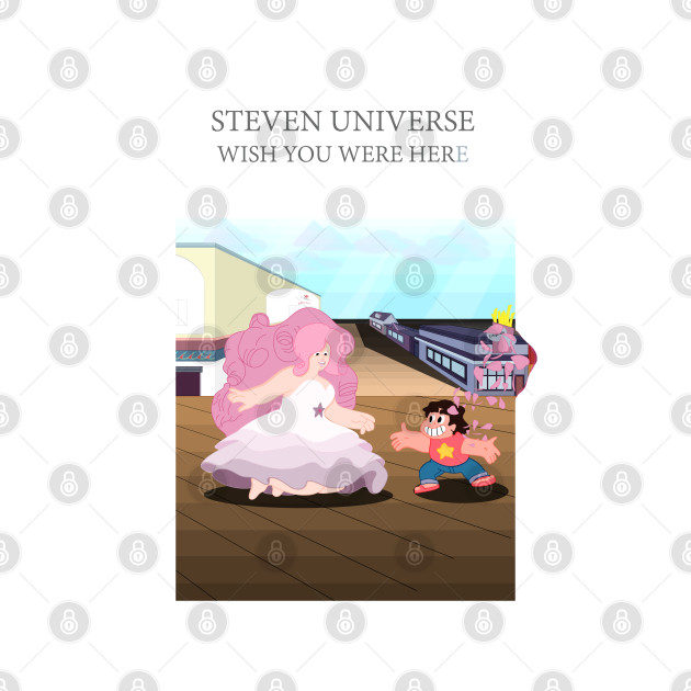 Steven Universe Wish You Were Her