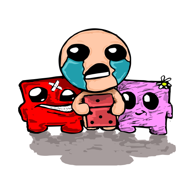 Isaac and the lovers