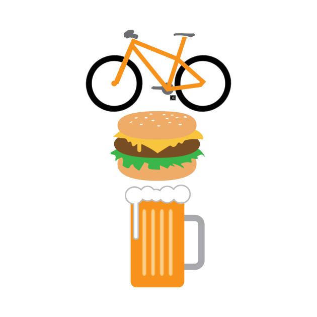 Bike, Burger & Beer