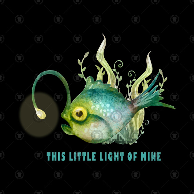 Little Light Of Mine Fish