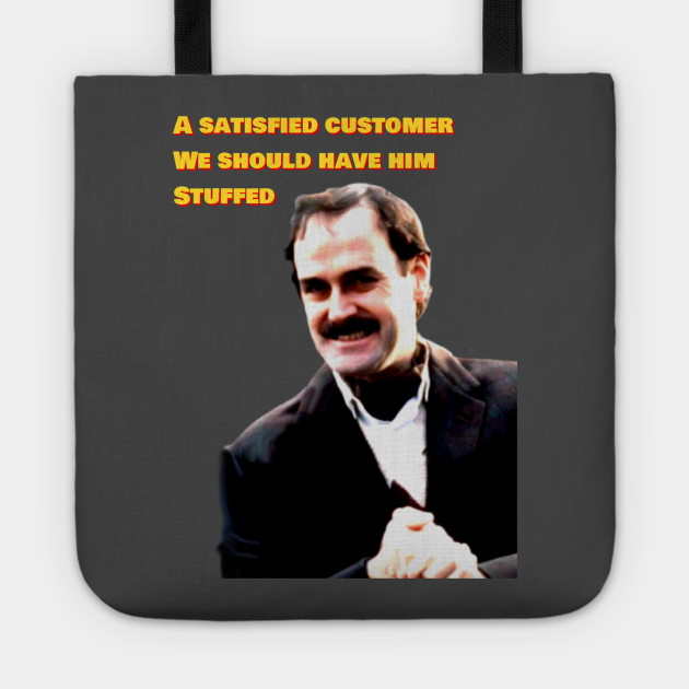 Comedy legends UK Basil Fawlty