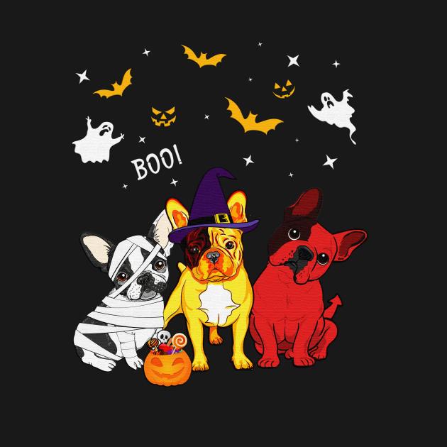 Pug halloween costume tshirt Pug funny gift  T-Shirt