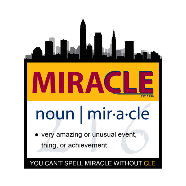 CLEVELAND MIRACLE