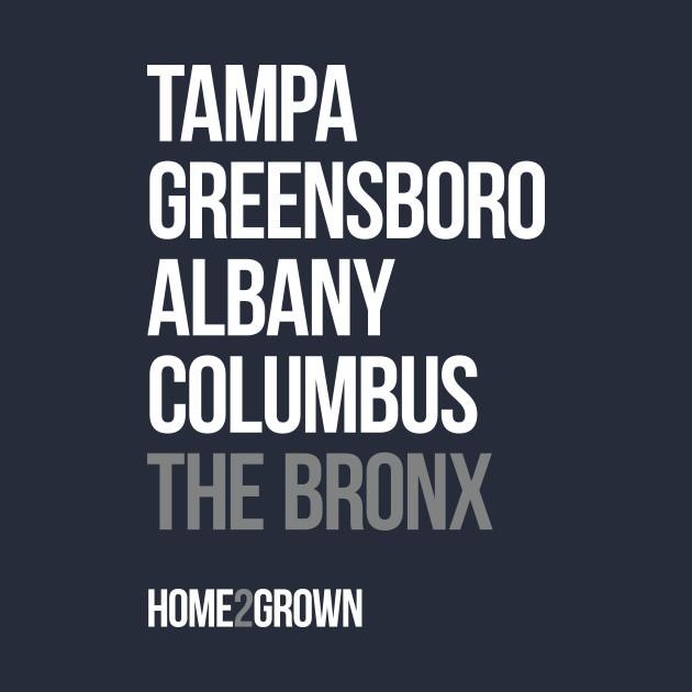 """""""Homegrown Series (Legends)"""" Bronx: Jeets"""