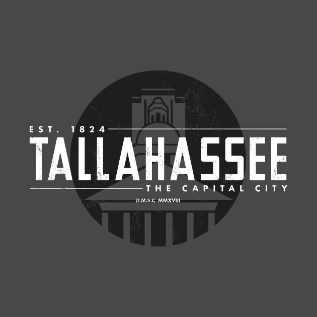 Tallahassee, Florida - Capitol Building
