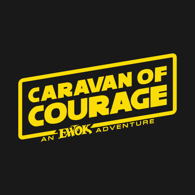 Ewok Adventure: Caravan of Courage - SOLO Parody