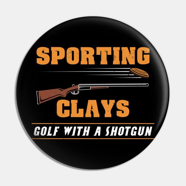Sporting Clays Golf With A Shotgun Skeet Trap Clay