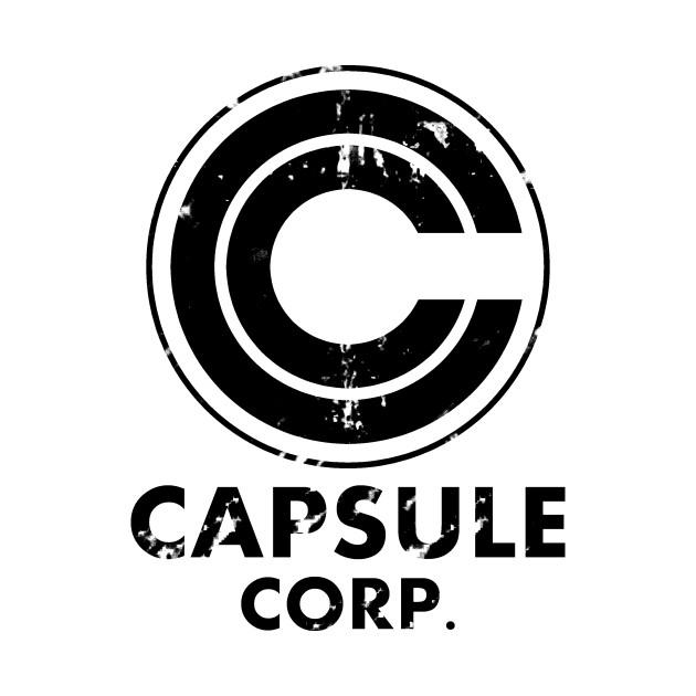 Capsule Vintage Black T-Shirt