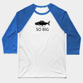 777d8ddc Funny Fishing Gifts Baseball T-Shirts | TeePublic
