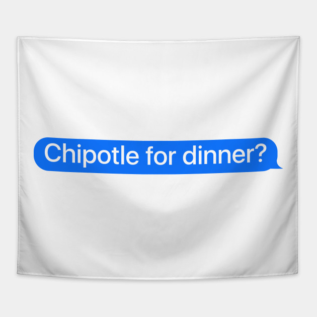 dinner message