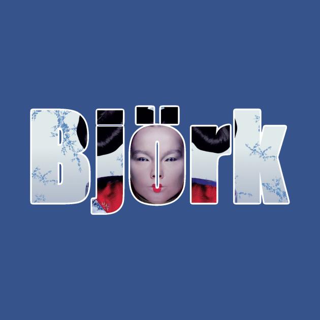Bjork - White