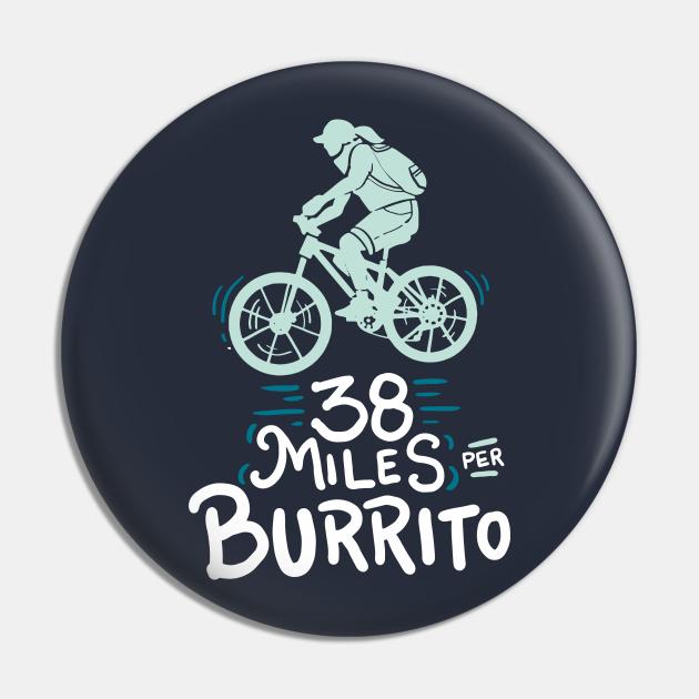 38 Miles Per Burrito