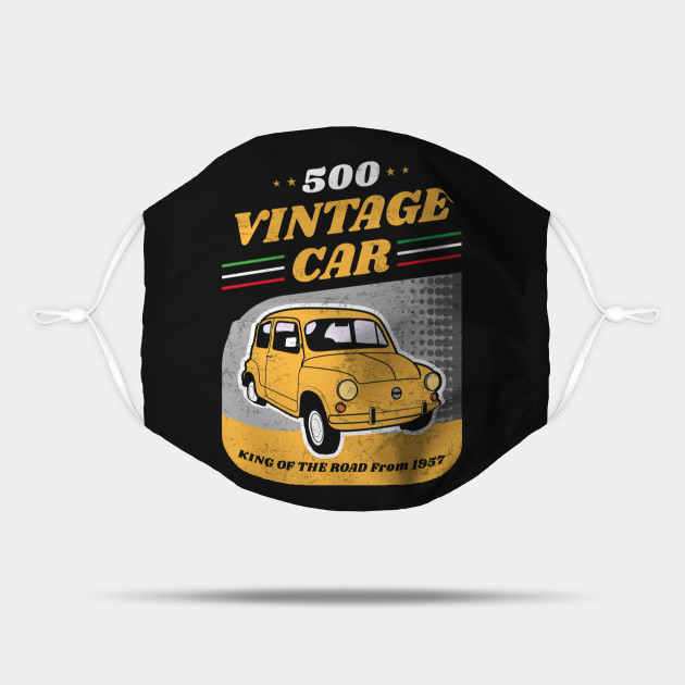 500 Vintage Car made In italy