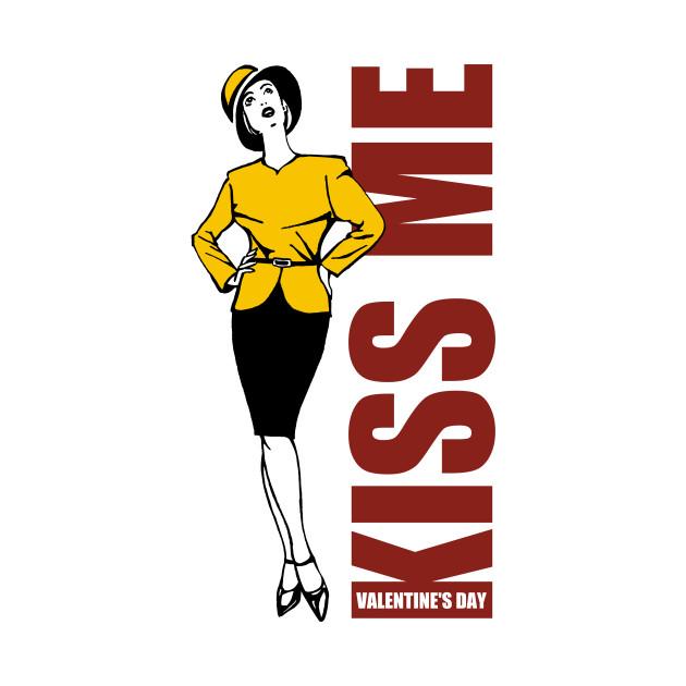 Kiss Me - Valentine's Day Gift Ideas