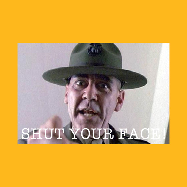 gunny lee ermey usmc marines devil dog
