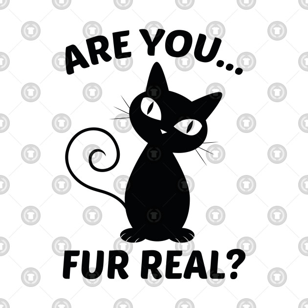 Are You Fur Real?