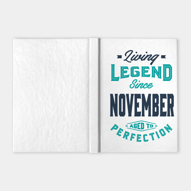 Born in November