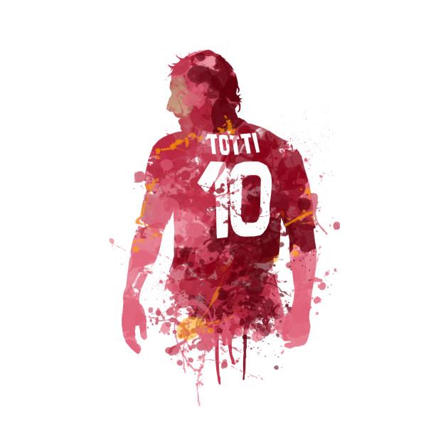 Francesco Totti - Roma Legend