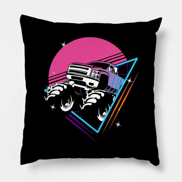 Retro Monster Trucks Gift   Vintage Big Trucks