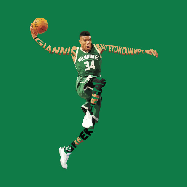 ccd2970331e Greek Freak Shirt - Giannis Antetokounmpo Greek Freak Shirt - Giannis  Antetokounmpo
