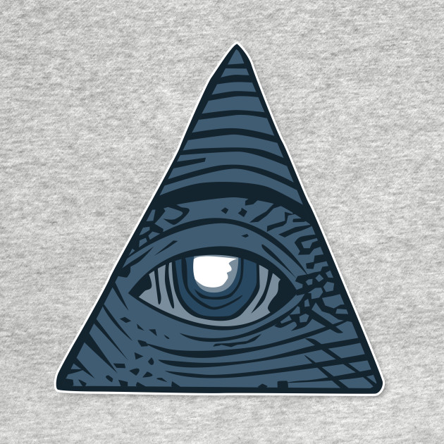 Illuminati All Seeing Third Eye