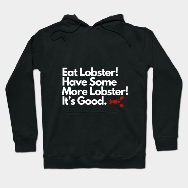 Eat Lobster Design