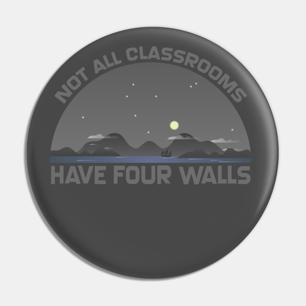 Not All Classrooms Have Four Walls Nature