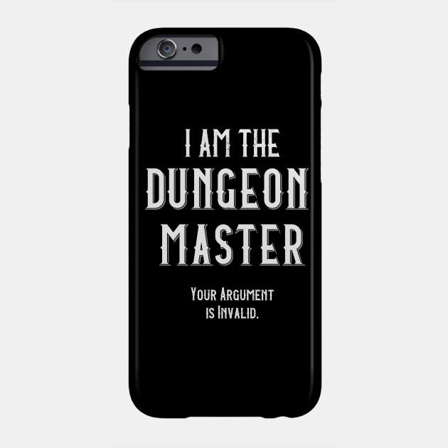 I am the Dungeon Master