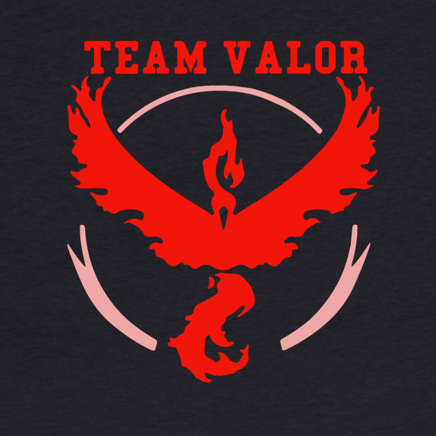 PokeGo Team Valor
