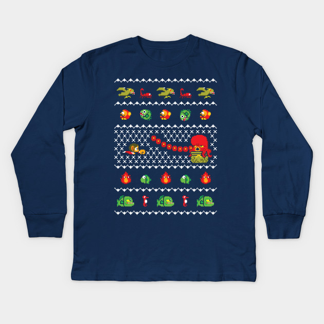 fb2dc4d53553 Alex Kidd In Christmas World - Gaming Ugly Sweater