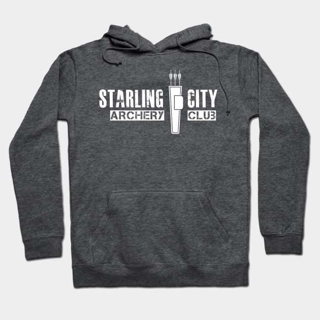 Starling City Archery Club Hoodie