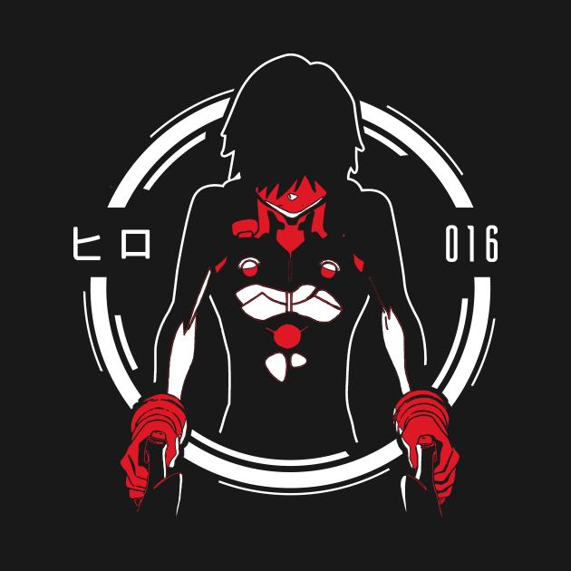 Hiro - Darling in the Franxx | Anime Shirt