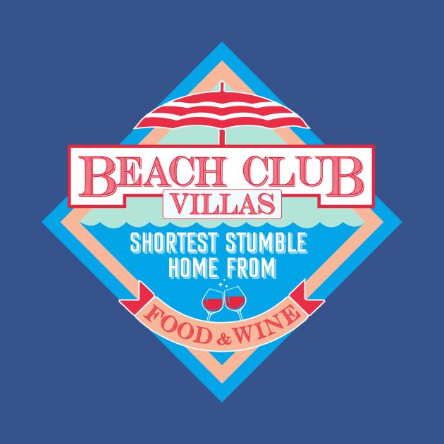 Beach Club Villas Are My Home