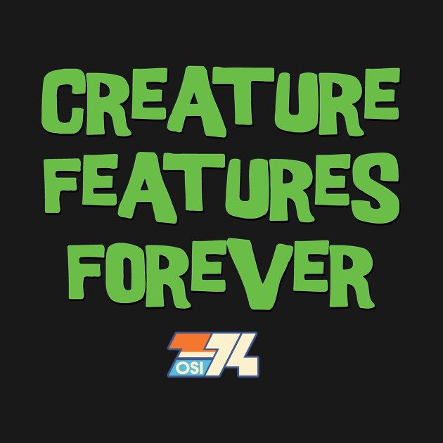 Creature Features Forever