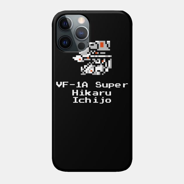 8bit DYRL VF-1A Super Hikaru GERWALK
