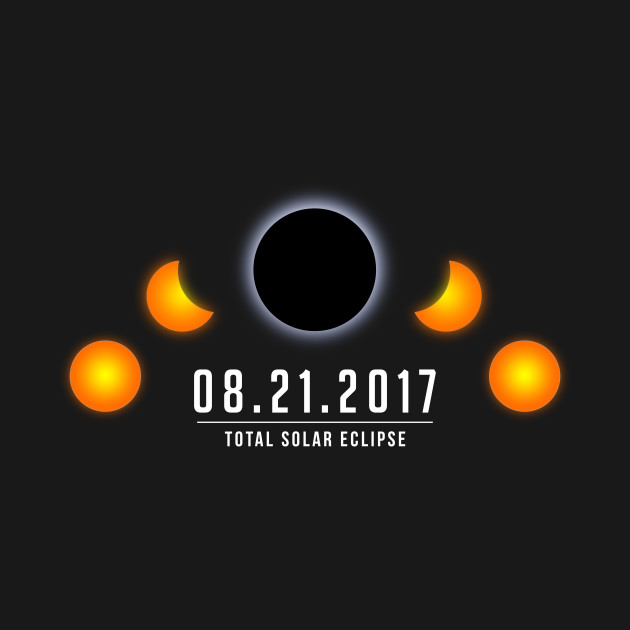 Total Solar Eclipse August 21st 2017 Tee