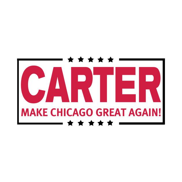 Carter - MCGA!!!