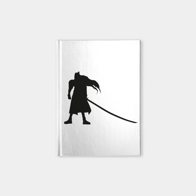 Minimalist Sephiroth, Final Fantasy 7